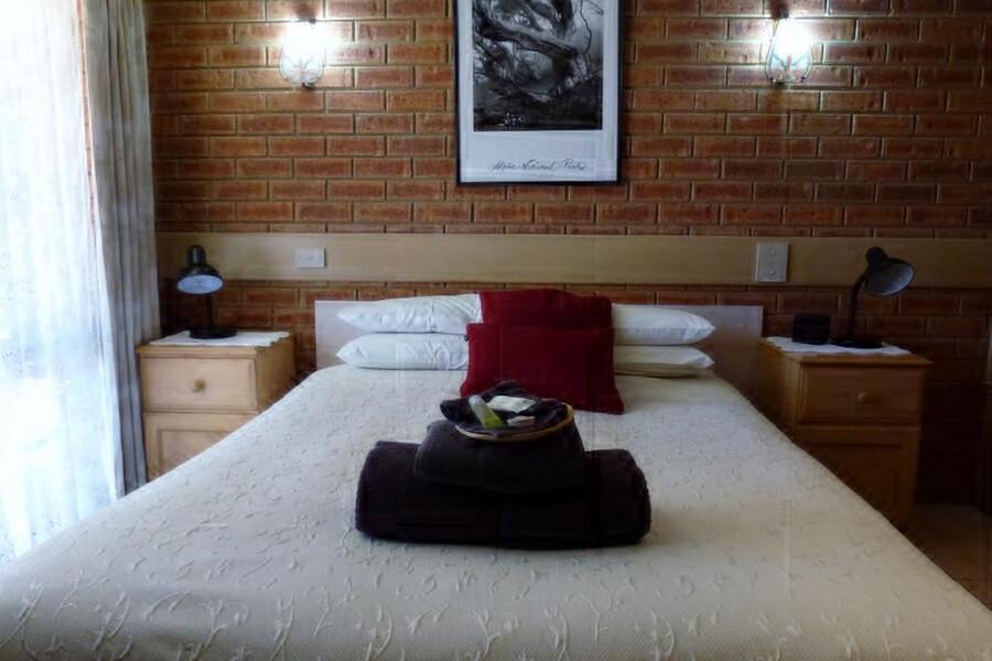 Room at at Colonial Motor Inn Bairnsdale